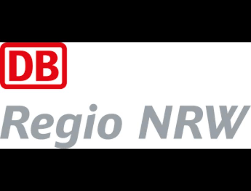 Logo der DB Regio NRW