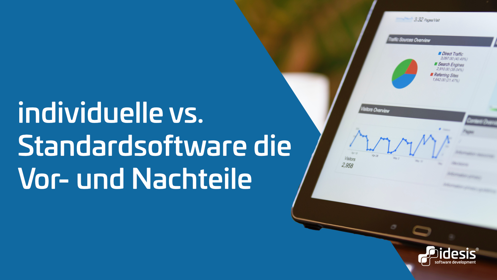 Individualsoftware vs Standardsoftware – Was ist besser?